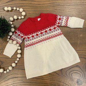 *NWOT* Gap Christmas Dress